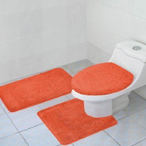 Black Toilet Lid Cover