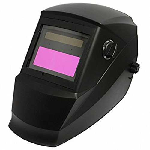 Antra AH6-260-0000 Solar Power Auto Darkening Welding Helmet (Multiple Colors Available)