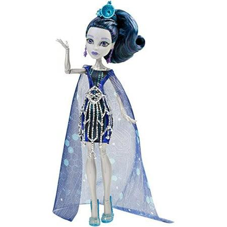 Monster High Boo York, Boo York Gala Ghoulfriends Elle Eedee Doll - Boo Character Monster Inc