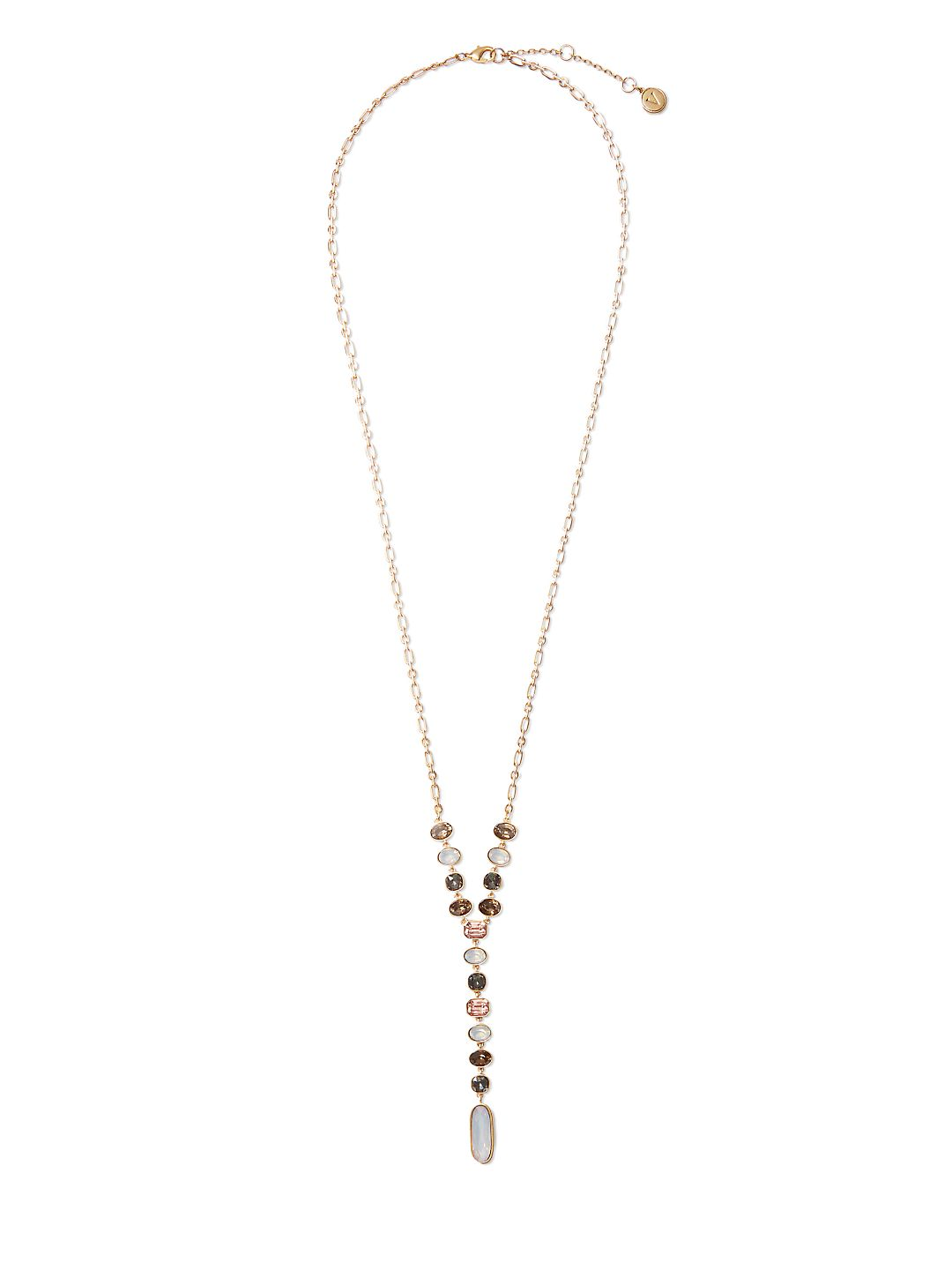 Orient Express Crystal Drama Necklace