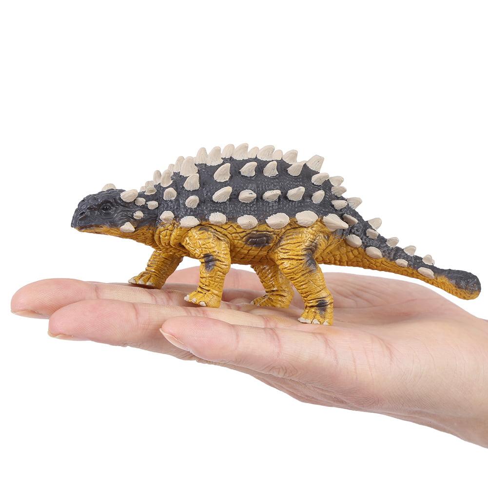 Saichania Dinosaur Figure Toy Model Christmas Gift for Boys Educational