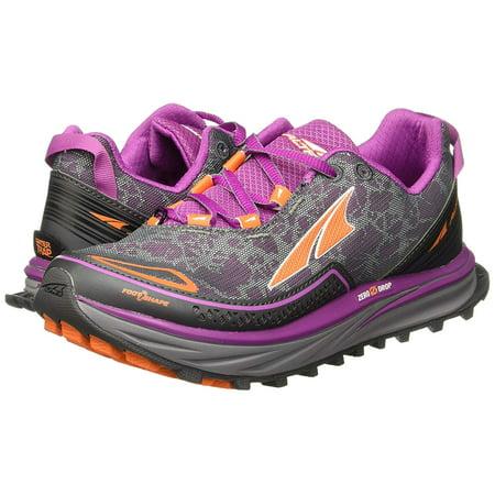 Altra Women's Timp Trail Zero-Drop Lace-Up Athletic Shoes Orchid