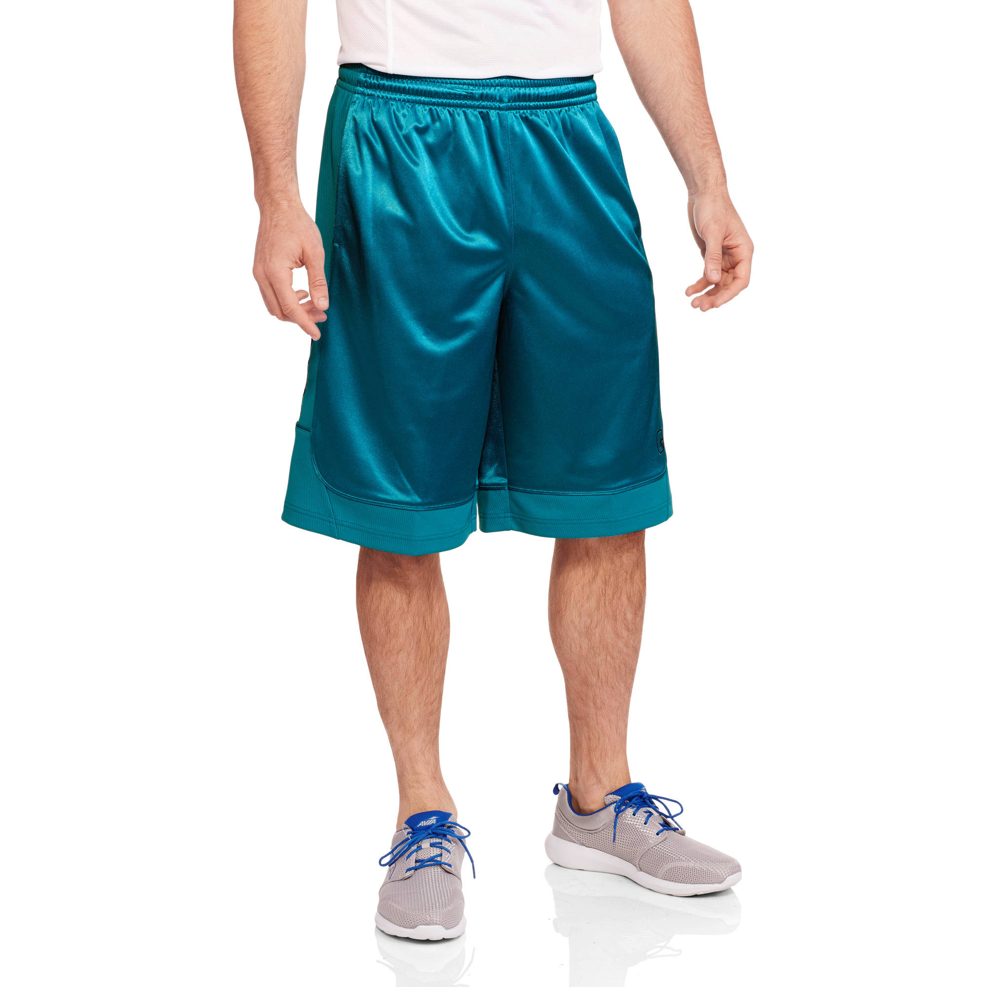 AND1 Big Men's All Courts Basketball Short