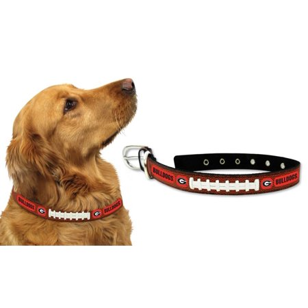 6c014fb618e Georgia Bulldogs Dog Collar - Medium - Walmart.com