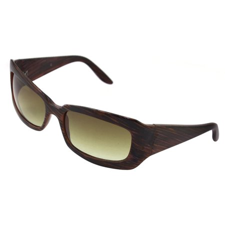 Unique Bargains Outdoor Unisex Medium Rectangle Flame Full Rim Colored Lens Glasses (Coloured Lens Glasses)