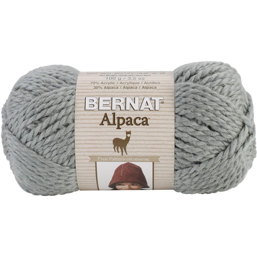 Bernat Alpaca Yarn