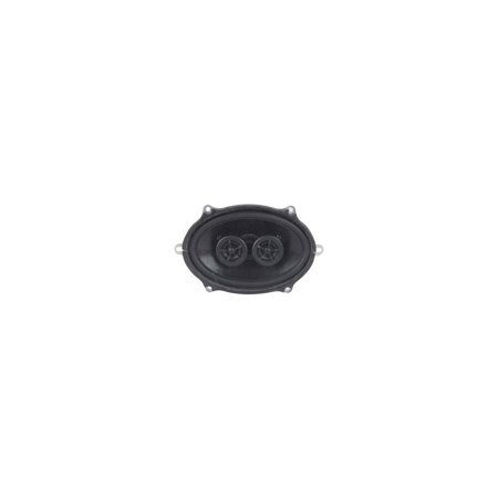 MACs Auto Parts Premier  Products 66-12157 - Ford Thunderbird Dual Voice Coil Speaker Assembly, Optional Rear Seat Type
