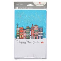American Greetings 6-Count Happy New Year Card Pack