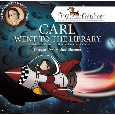 Carl Went to the Library: The Inspiration of a Young Carl Sagan - Athf Carl