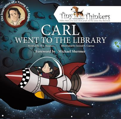 Carl Went to the Library: The Inspiration of a Young Carl Sagan (Hardcover)