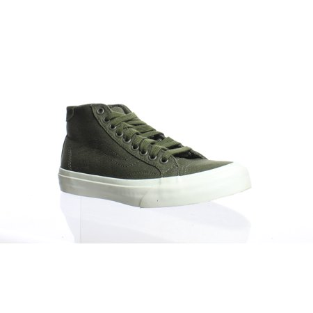 Vans Womens Court Mid Green Fashion Sneaker Size 5](Vans Sizing Chart)