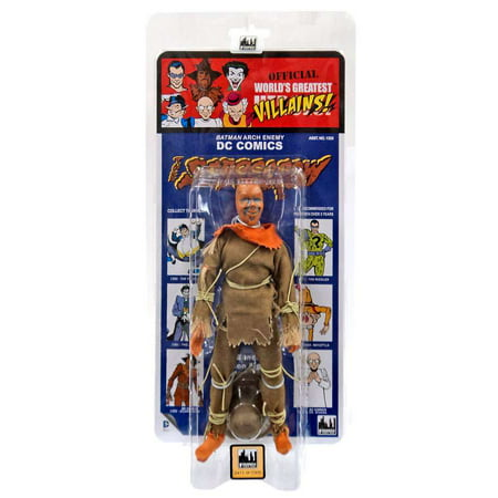 - DC Kresge Retro Style Series 3 The Scarecrow Retro Action Figure