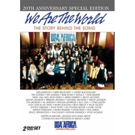 We Are The World: The Story Behind The Song (DVD) (Bob And Tom Halloween Songs)