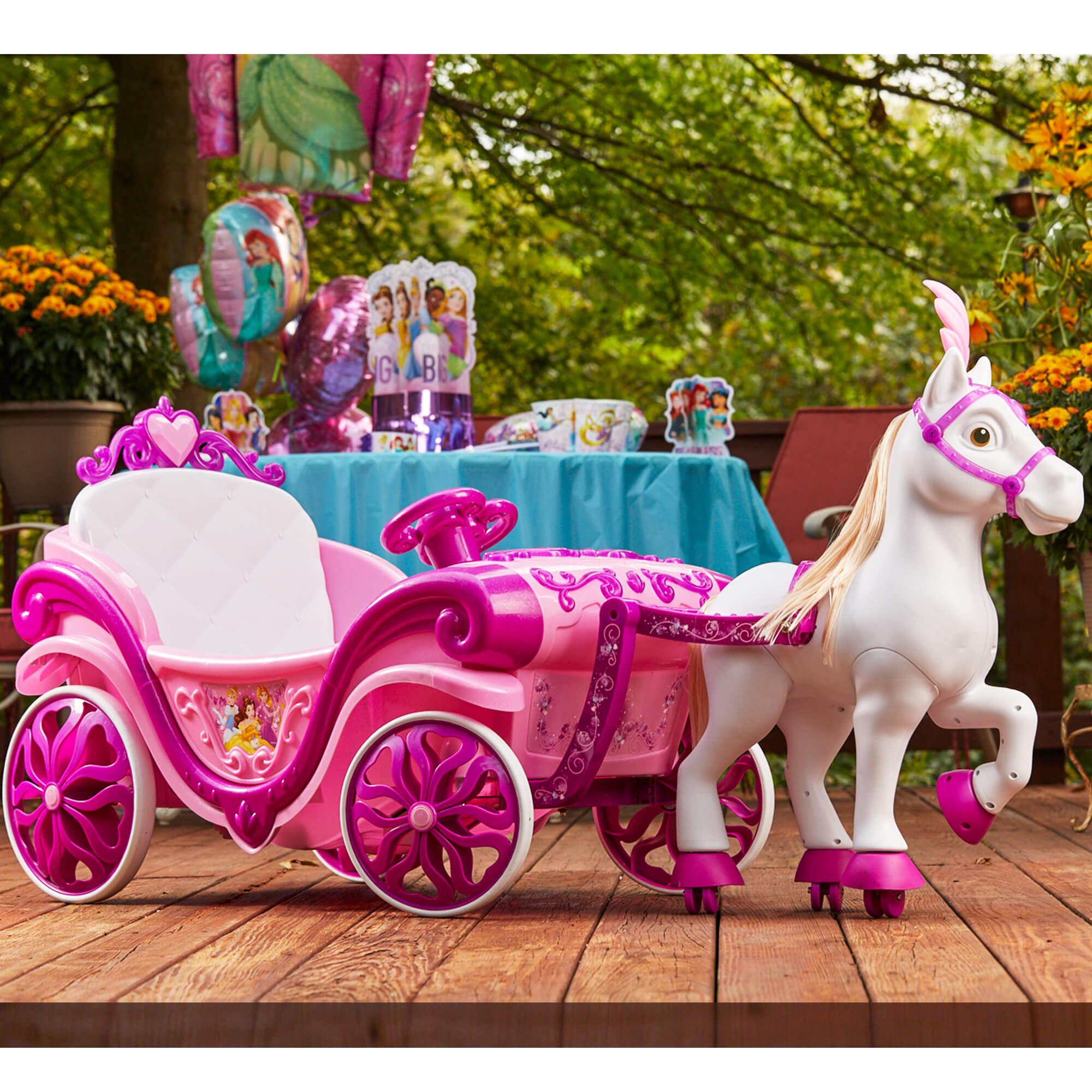 Disney Princess Royal Horse &a...