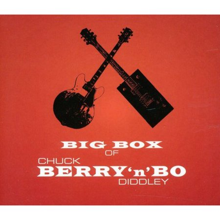 Chuck Berry   Bo Diddley   Big Box Of Chuck Berry N Bo Diddley  Cd