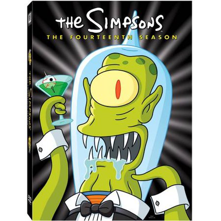 The Simpsons: The Complete Fourteenth Season