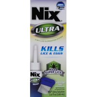 Nix Ultra 2-in-1 Lice Elimination System