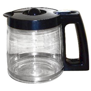 Hamilton Beach Black Ice 43255R Glass Coffee Carafe Coffee Pot 12 Cup