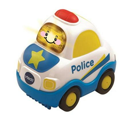 VTech Go! Go! Smart Wheels Police Car ()