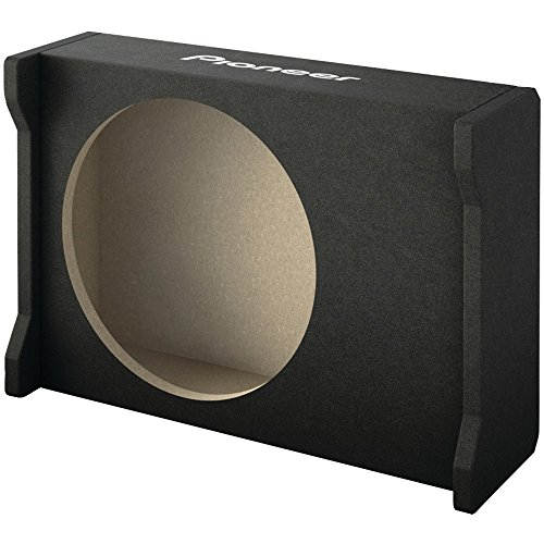 PIONEER PIOUDSW300DB 12 Inch Downfiring Enclosure for the TS-SW3002S4 Subwoofer