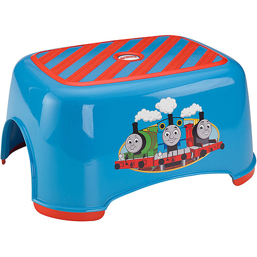 Fisher-Price Thomas and Friends TrackMaster Stepstool, Blue