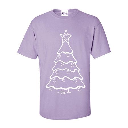 big white christmas tree t shirt ugly christmas shirts - Christmas Shirts Walmart