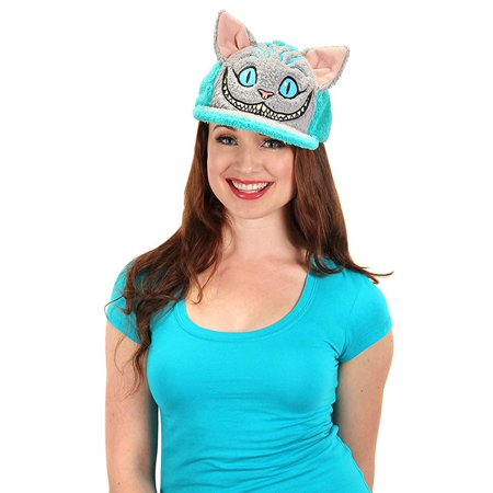 Elope Disneys Alice Through the Looking Glass Cheshire Cat Fuzzy Cap