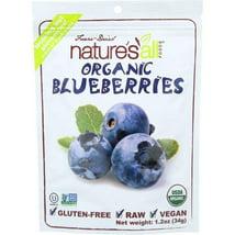 Dried Fruit & Raisins: Natierra Organic Blueberries