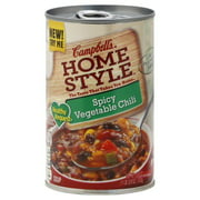 Campbell's Home Style Soup Spicy Vegetable Chili