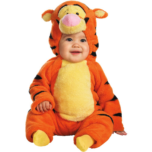 Winnie the Pooh Tigger Deluxe Plush Infant Halloween Costume by Disguise