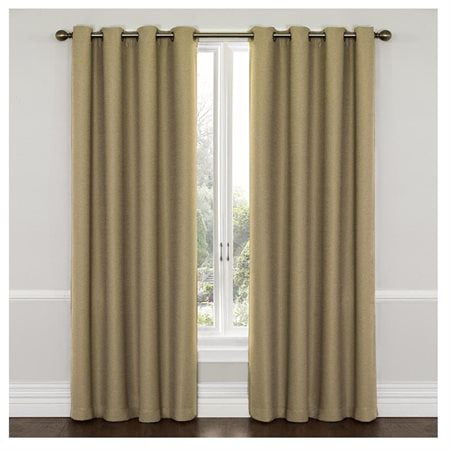 Eclipse Wyndham Grommet Energy-Efficient Blackout Curtain Panel by Eclipse Curtains
