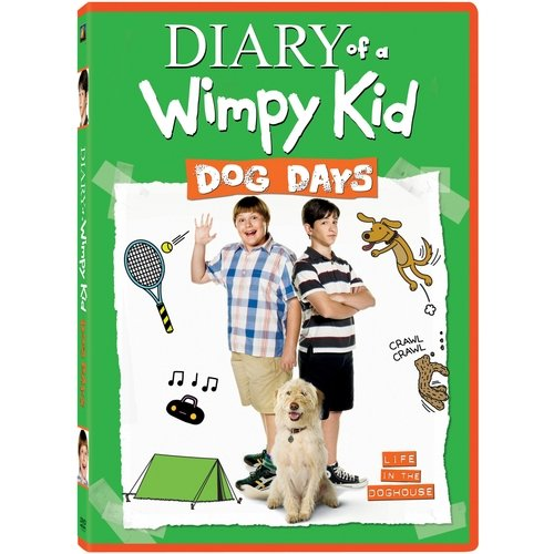 Diary Of A Wimpy Kid: Dog Days (Widescreen)