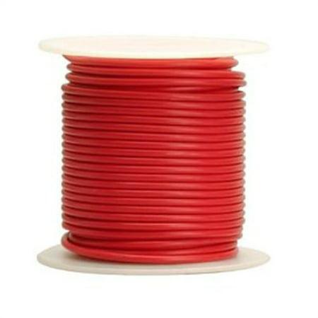 Bulk El Wire (Southwire Primary Wire, 18-Gauge Bulk Spool, 100-Feet,)