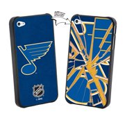 Iphone 4/4S NHL St. Louis Blues Broken Glass Lenti