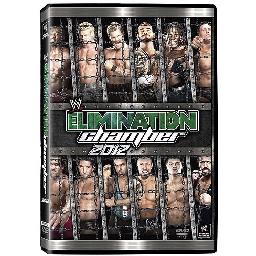 WWE-ELIMINATION CHAMBER 2012 (DVD)