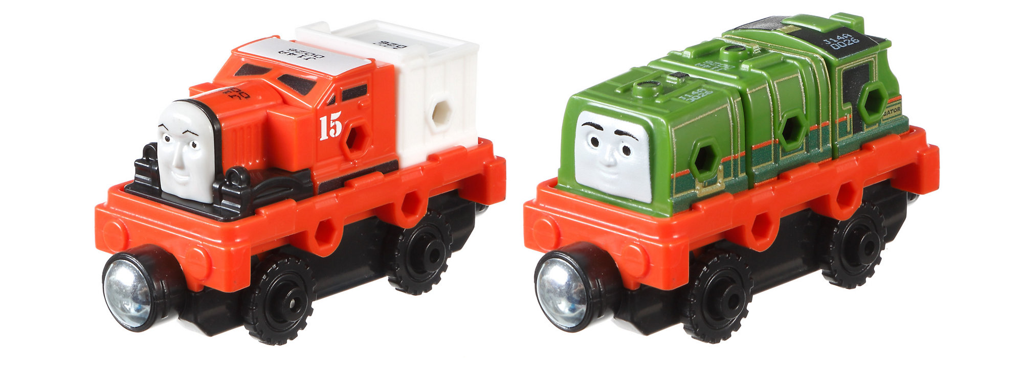 Fisher Price Thomas The Train Take-n-Play Engine Monster Pack by Fisher-Price