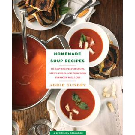 Homemade Soup Recipes - eBook](Homemade Halloween Cookies Recipes)