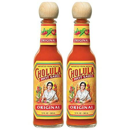 Cholula Original Hot Sauce 12 fl oz 2pack