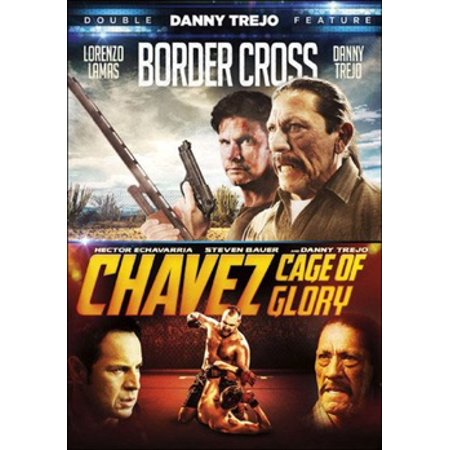 Border Cross / Chavez: Cage of Glory (DVD)