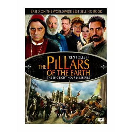 The Pillars of the Earth (DVD) (Pillars Of The Earth Tv Mini Series)