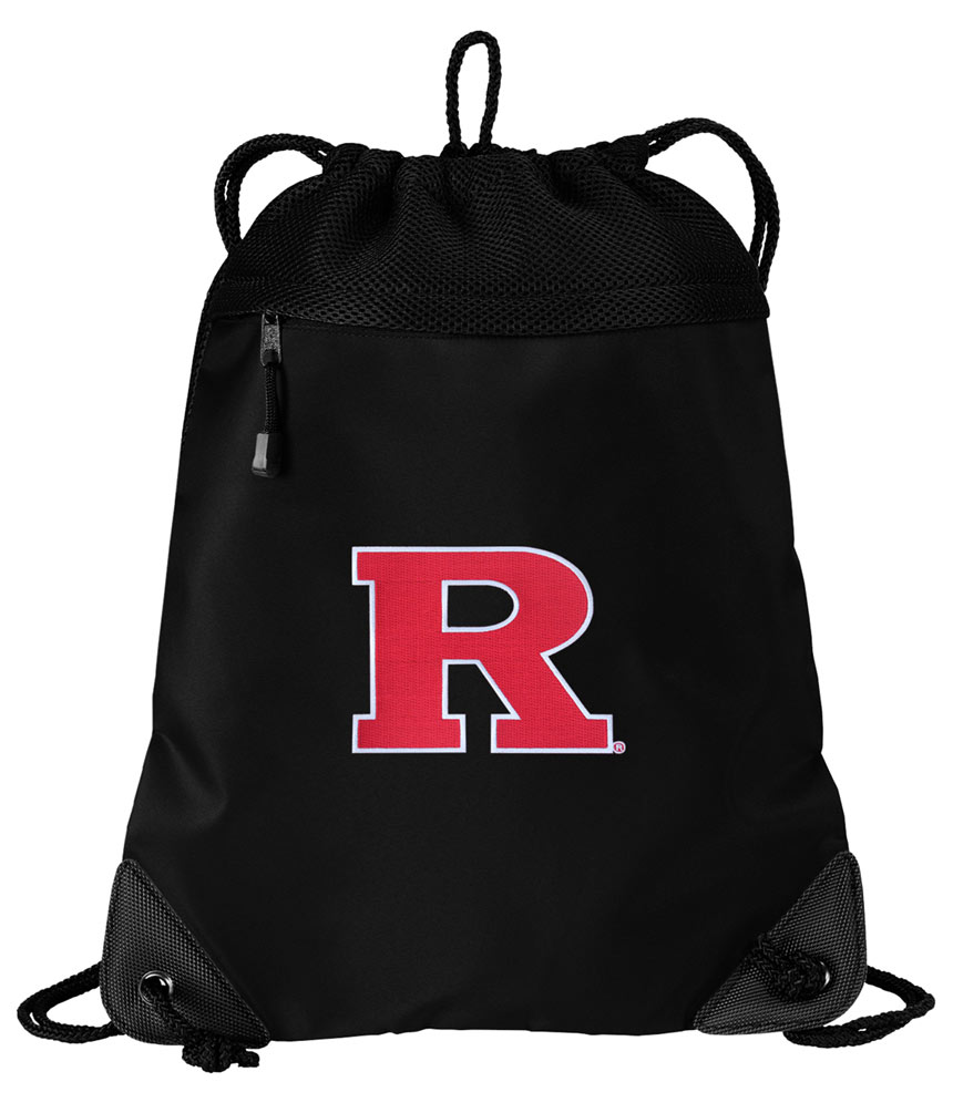 Mo Drawstring Backpack Sports Athletic Gym Cinch Sack String Storage Bags for Hiking Travel Beach