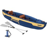 Coleman Ogden 2-Person Canoe Combo