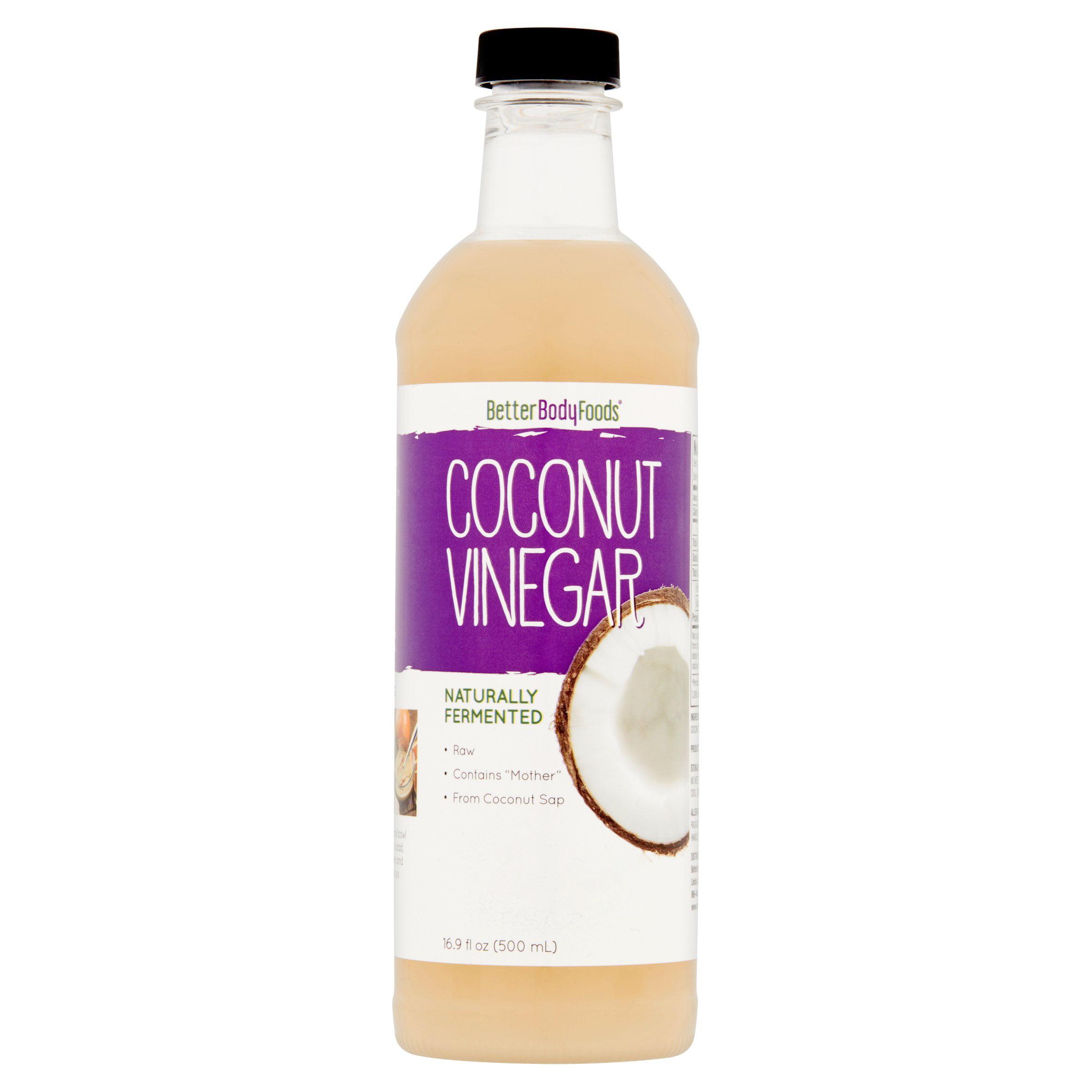 Betterbody Foods Coconut Vinegar 16.9 fl oz by BetterBody Foods®