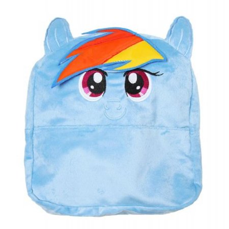 Small Backpack - My Little Pony - Rainbow Blue 12