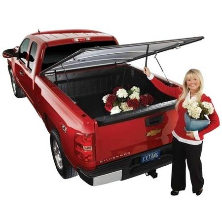 - Extang 09-13 Ford F150, 5.5' Bed Full Tilt Hinged Tonneau Cover