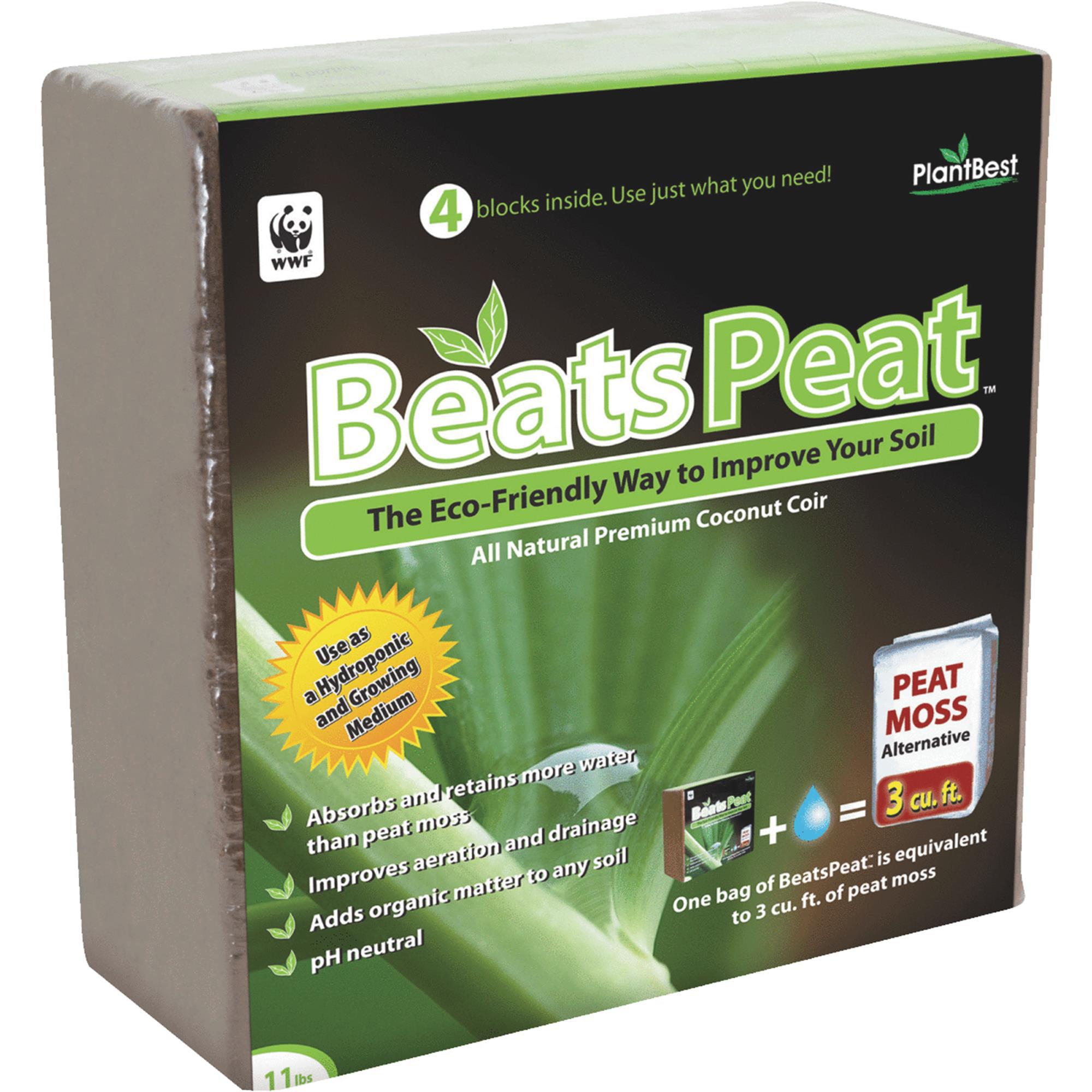 Planters Pride RZP3041 11 Lbs Beats Peat