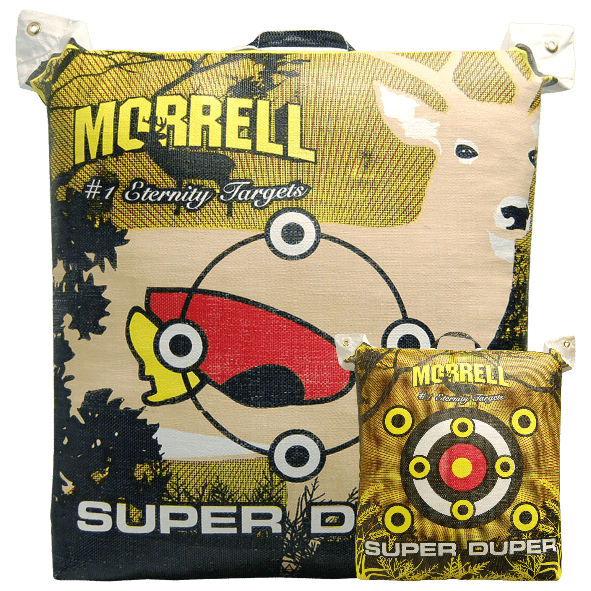 Morrell Targets Super Duper Archery Target Replacement Cover by Morrell Mfg., Inc.