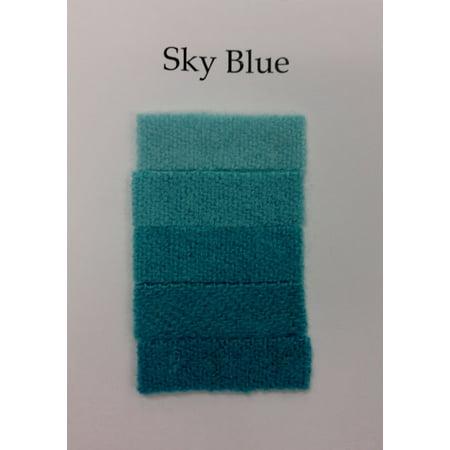 Sky Blue Cushing Acid Dye