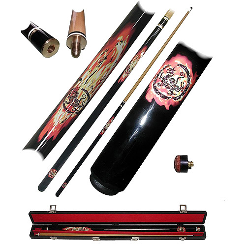 Dragon Inferno Pool Stick, 18 oz