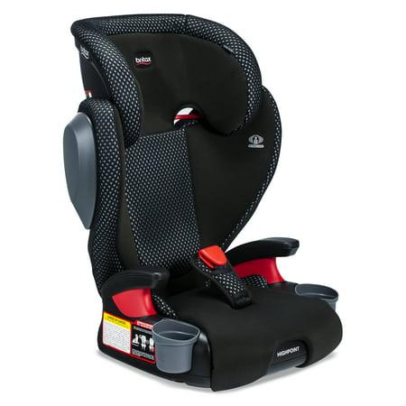 Britax Highpoint Cool Flow Belt-Positioning Booster Seat, (Britax Parkway Sgl Belt Positioning Booster Car Seat)
